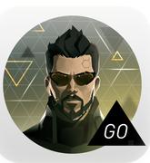 Deus Ex GO à prix réduit sur l'App Store et Google Play