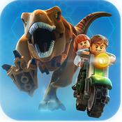 Lego Jurassic World ouvre ses portes sur iOS et Android