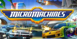 Micro Machines débarque sur iOS le 14 juillet