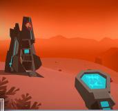 Morphite : un No Man's Sky version mobiles par Crescent Moon