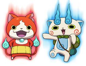 [MàJ 24/03]La folie Yo-kai Watch passera par les mobiles
