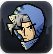 Le jeu de plateau Antihero disponible sur l'App Store