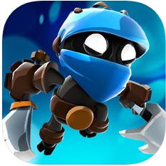 Badland Brawl bondit sur l'App Store et Google Play