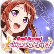 BanG Dream! Girls Band Party! entre en scène sur iOS et Android