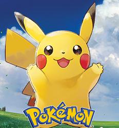 De nouvelles images de Pokémon Let's Go Pikachu / Evoli