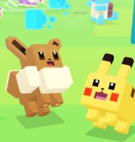 Pokémon Quest bondit sur iOS et Android