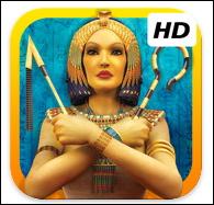 Rejoignez Cléopâtre sur iPad