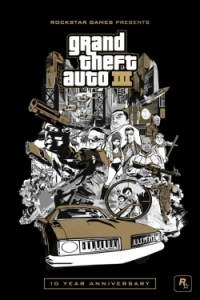 Grand Theft Auto III sur iOS et Android cet automne