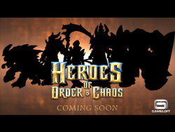 Une interview pour Heroes of Order & Chaos