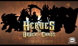 Teaser pour Heroes of Order & Chaos