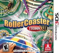 Une date pour RollerCoaster Tycoon 3D