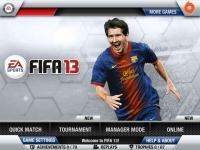 Images de FIFA 13 sur iPad