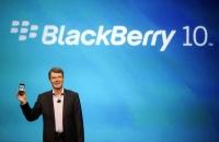 BlackBerry 10 le 30 janvier 2013