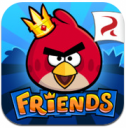 Test de Angry Birds Friends
