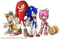 Sonic Boom annoncé sur 3DS