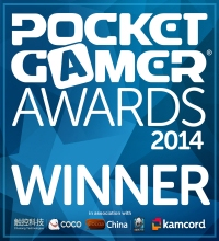 Pocket Gamer Awards 2014 : Les résultats