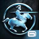 Rival Knights à cheval sur Windows Phone