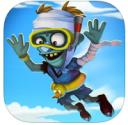 Zombie High Dive fait le grand saut sur l'App Store
