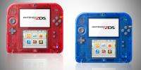 Des 2DS transparentes avec Pokemon