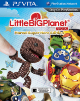 Marvel arrive dans LittleBigPlanet PS Vita